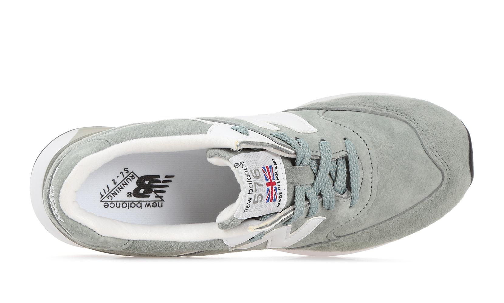 Жіноче взуття повсякденне  New Balance 576  Made in UK W576PG | New Balance