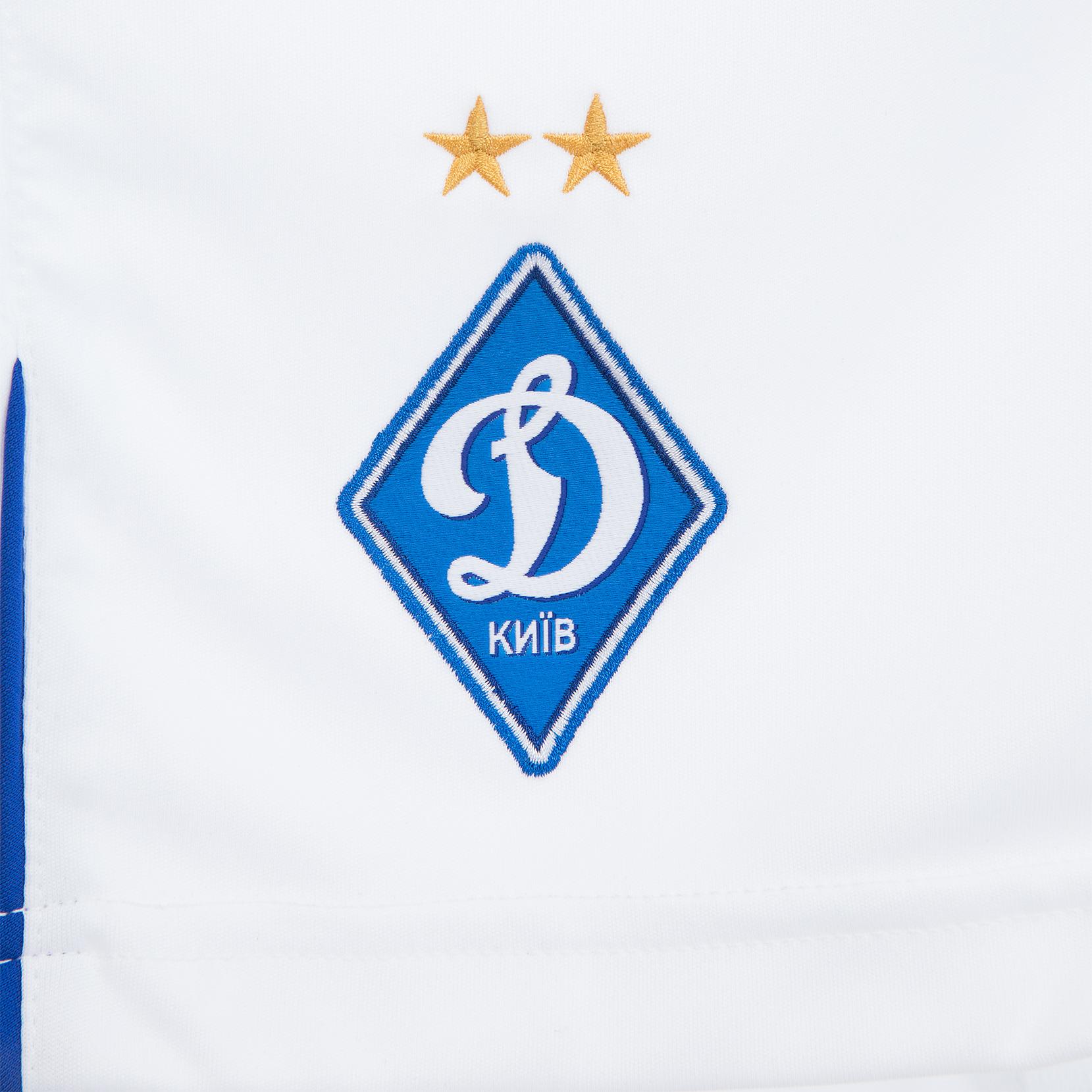 Шорти ігрові юнацькі ФК «Динамо» Київ для дітей EJS8006WT | New Balance