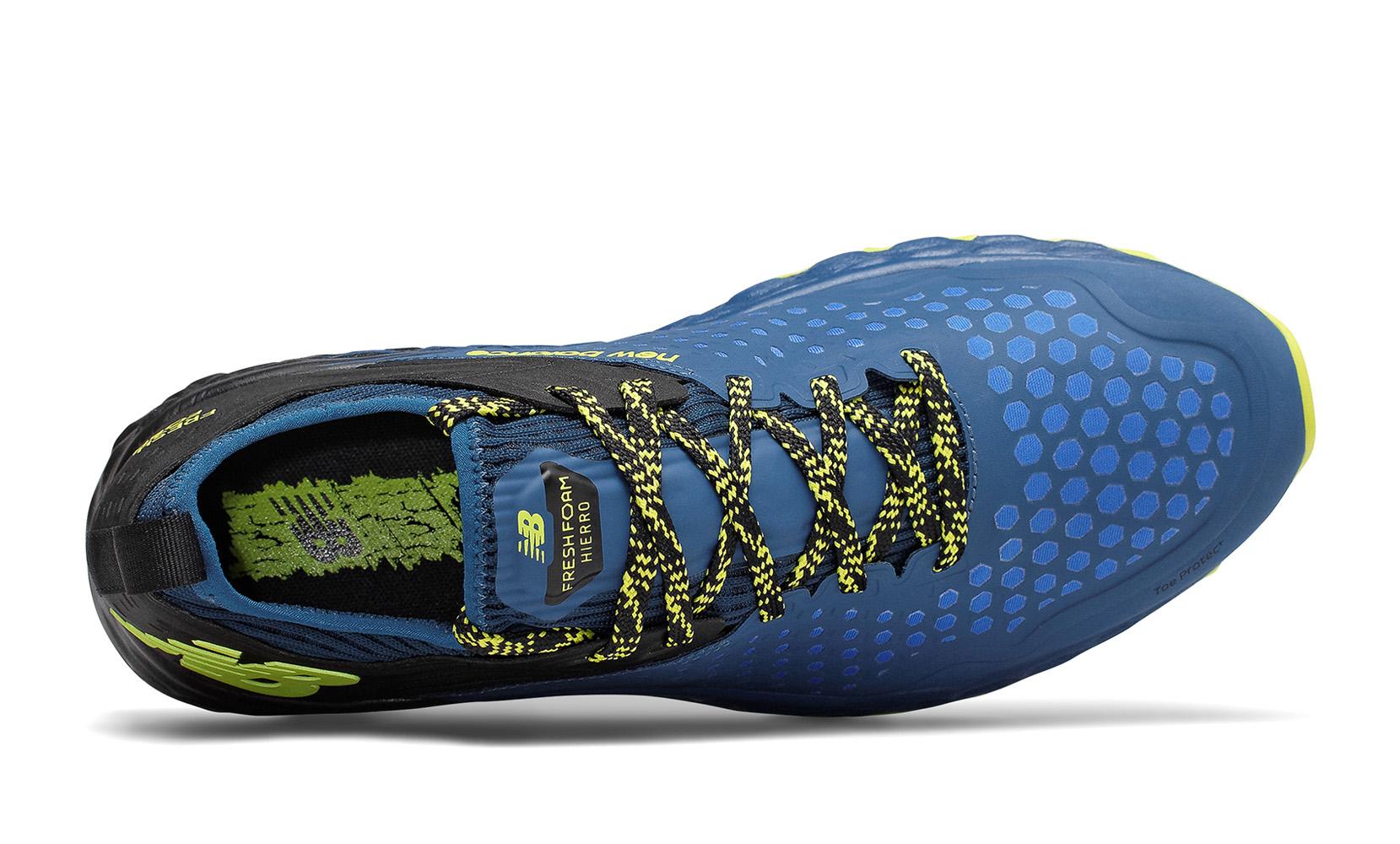 Чоловіче взуття для бігу Fresh Foam Hierro MTHIERH4 | New Balance