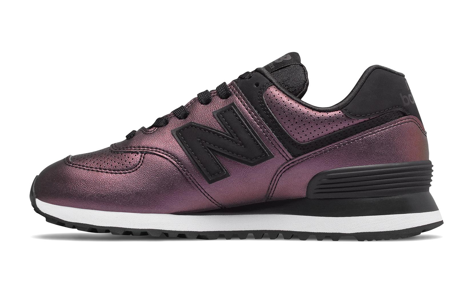 Жіноче взуття повсякденне 574 Sheen Pack WL574KSB | New Balance