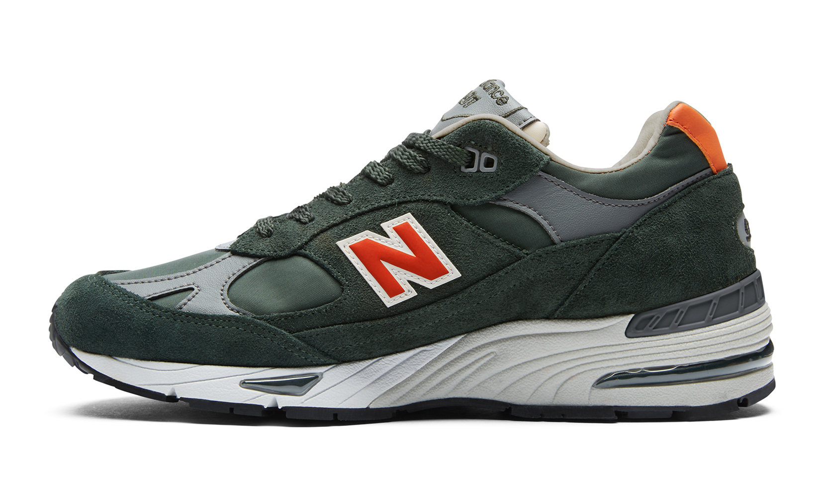 Чоловіче взуття повсякденне New Balance 991 M991TNF  2da8d3002ec3e