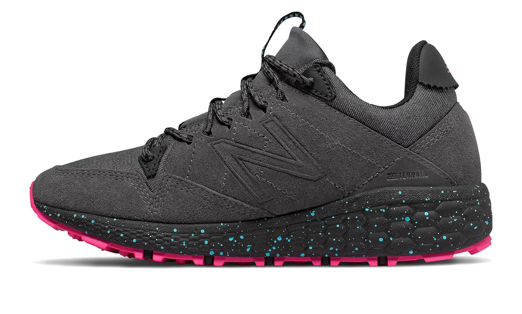 Жіноче взуття для бігу Fresh Foam Crag TR WTCRGRL1 | New Balance