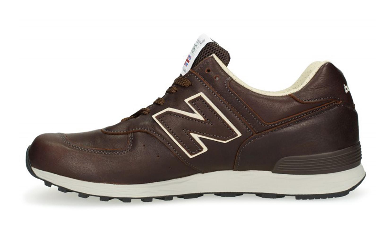 Чоловіче взуття повсякденне New Balance 576 Made in UK M576CBB | New Balance