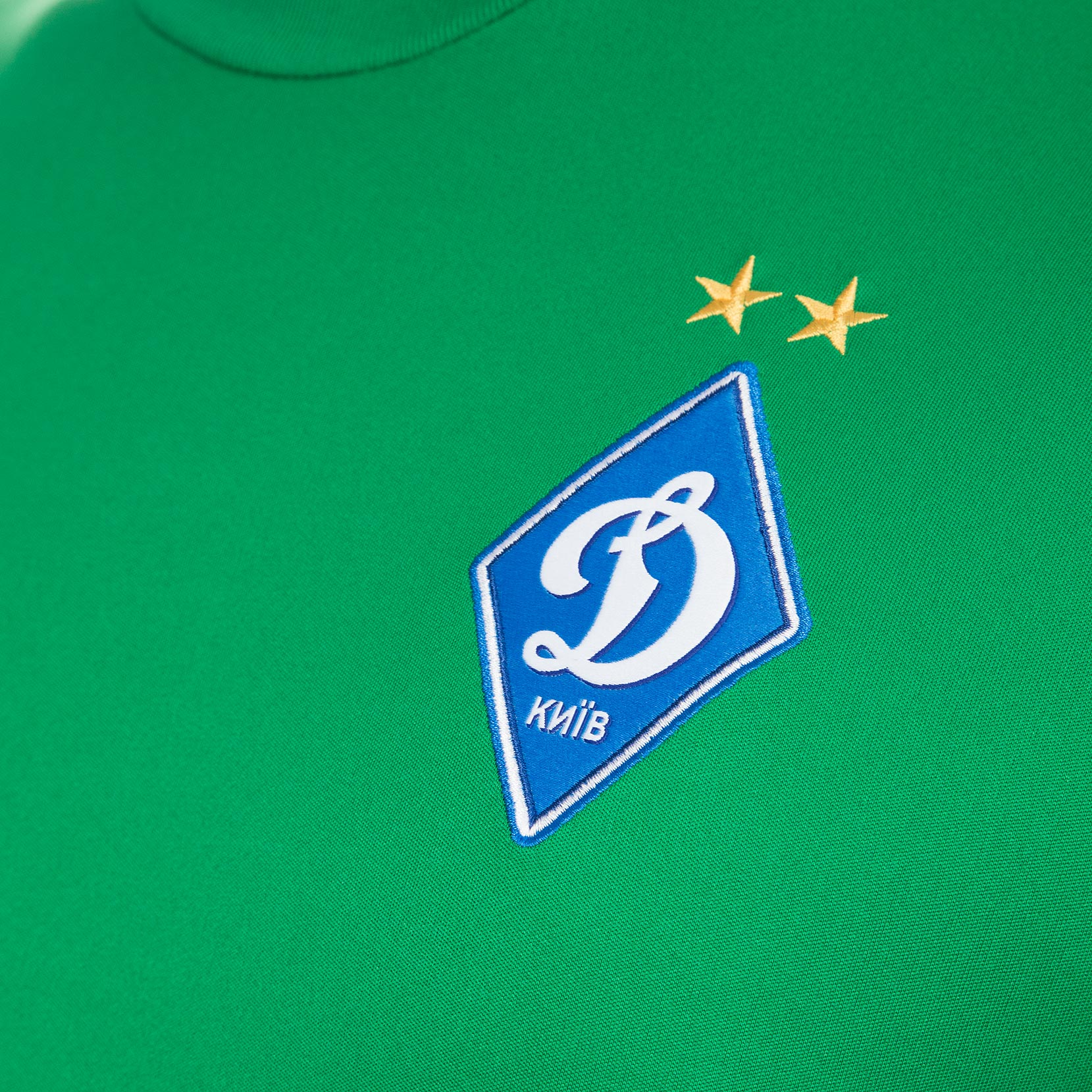 Футболка воротарська  ФК «Динамо» Київ для чоловіків EMT8017JGN | New Balance