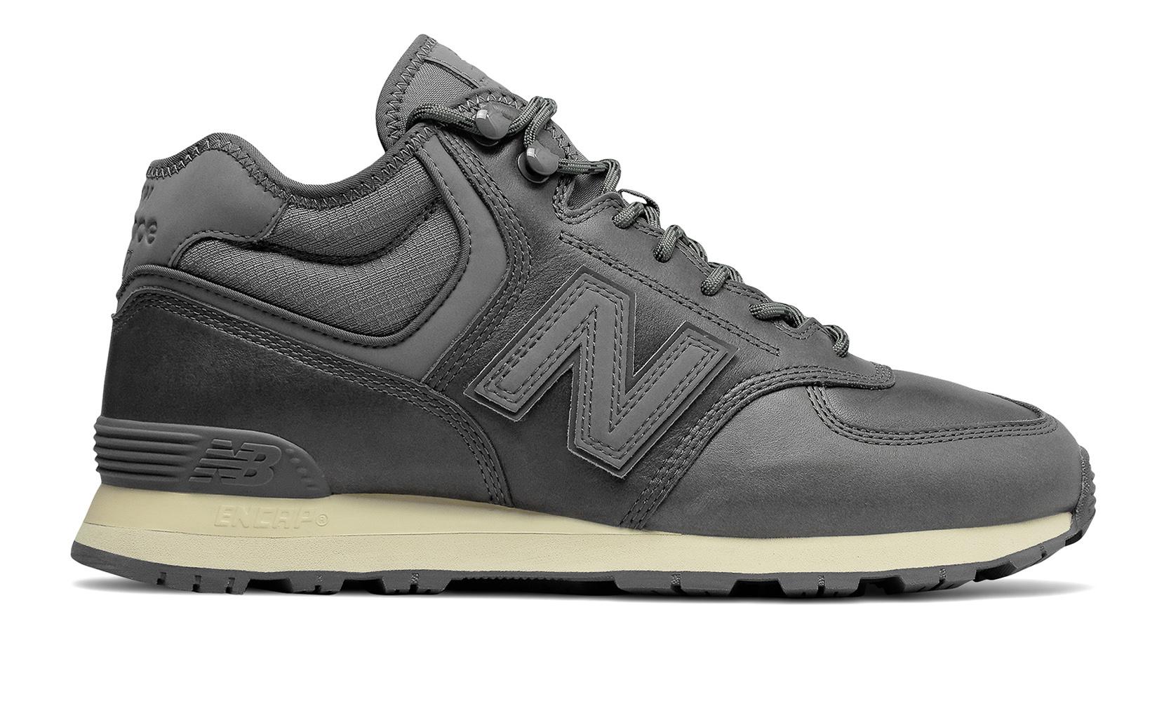 Чоловіче взуття повсякденне New Balance 574 Mid MH574OAA | New Balance