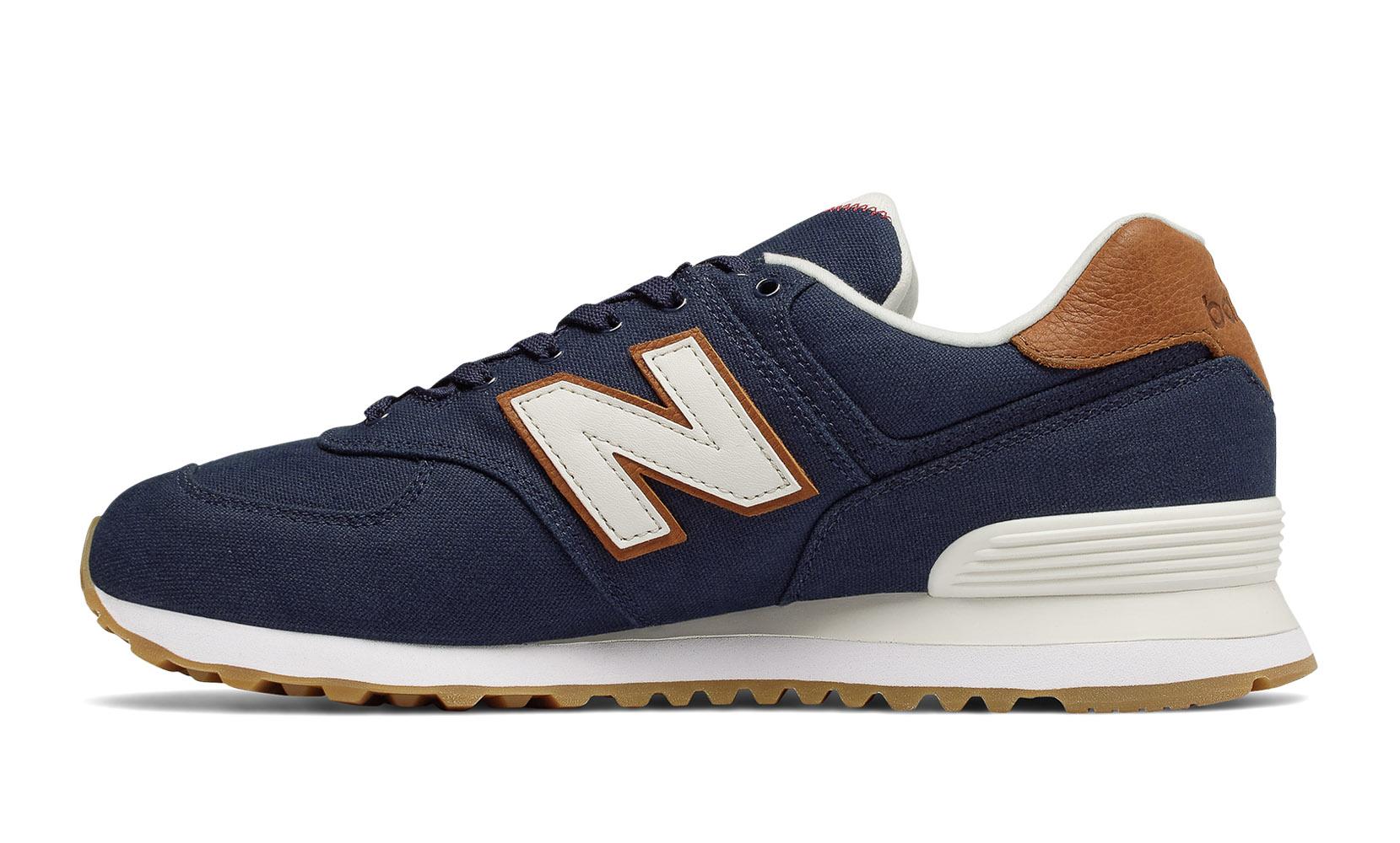 Чоловіче взуття повсякденне New Balance 574 ML574YLC | New Balance