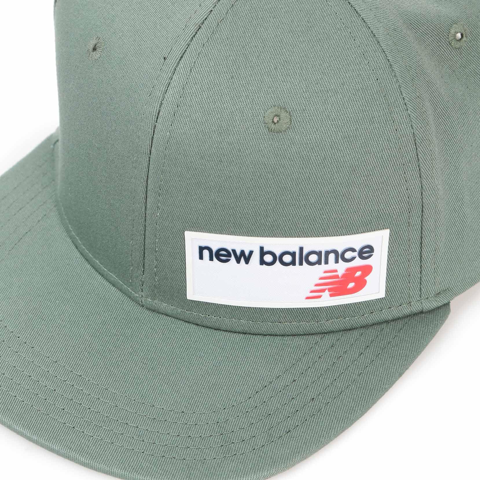 Кепка 6 Panel Flat Brim LSE Hat  500346-365 | New Balance