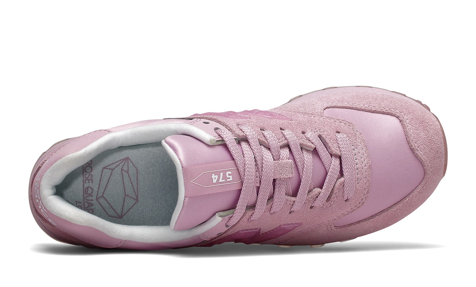 Жіноче взуття повсякденне New Balance 574 Mystic Crystal WL574WNU | New Balance