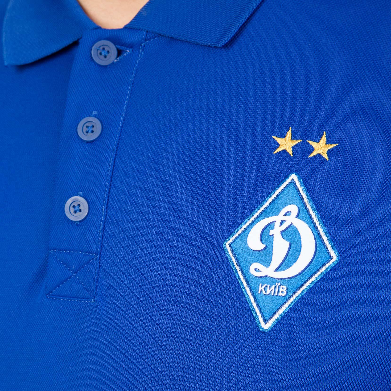 Поло ФК «Динамо» Київ синя для чоловіків EMT8025TRY | New Balance