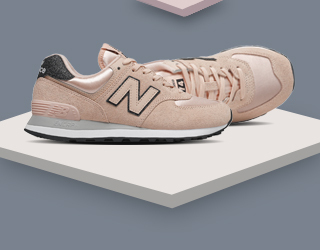 New Balance 574 Mid