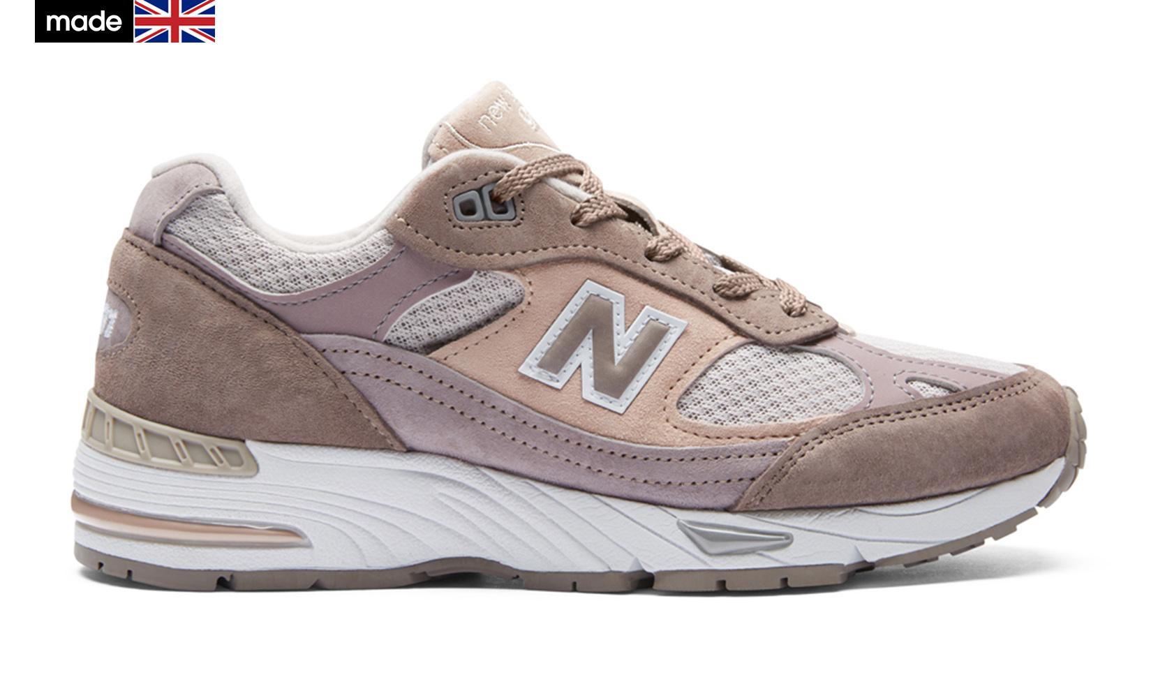 Жіноче взуття повсякденне New Balance 991 Made in UK W991LGS | New Balance