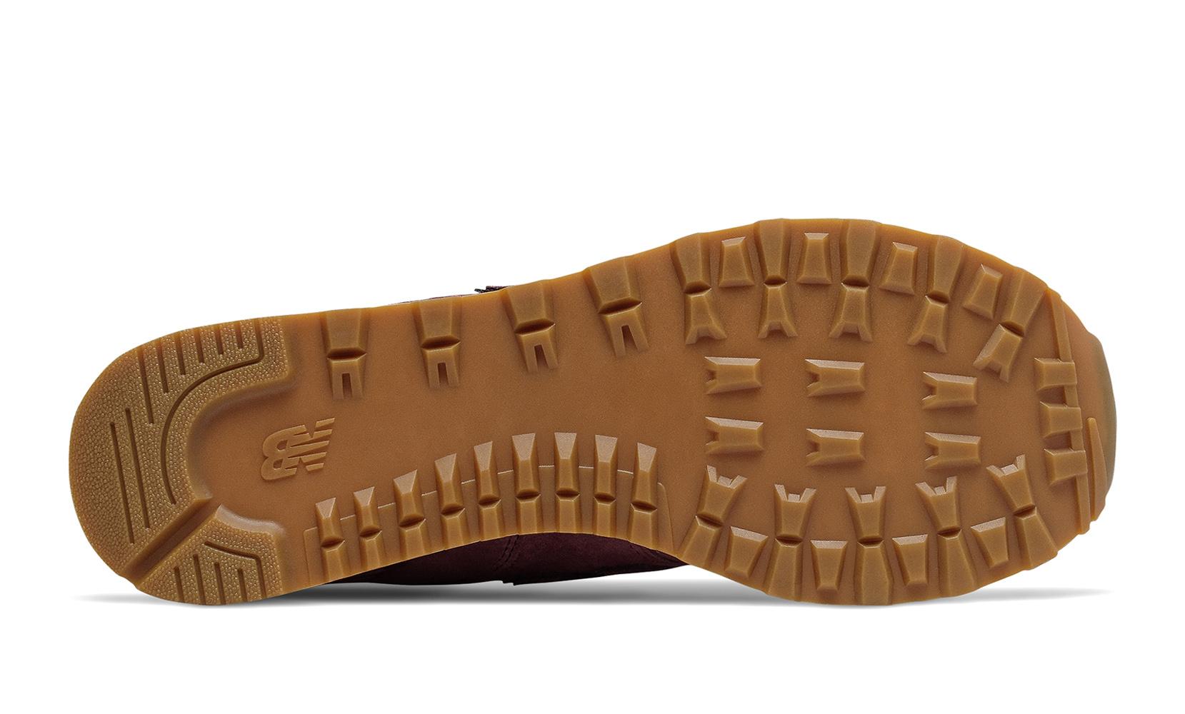 Чоловіче взуття повсякденне New Balance 574 ML574NFB | New Balance