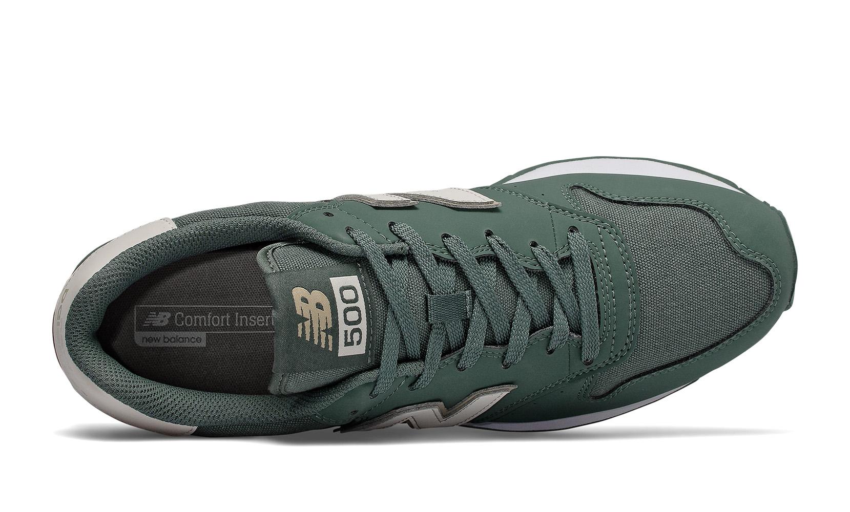 Чоловіче взуття повсякденне New Balance 500 GM500CFM | New Balance