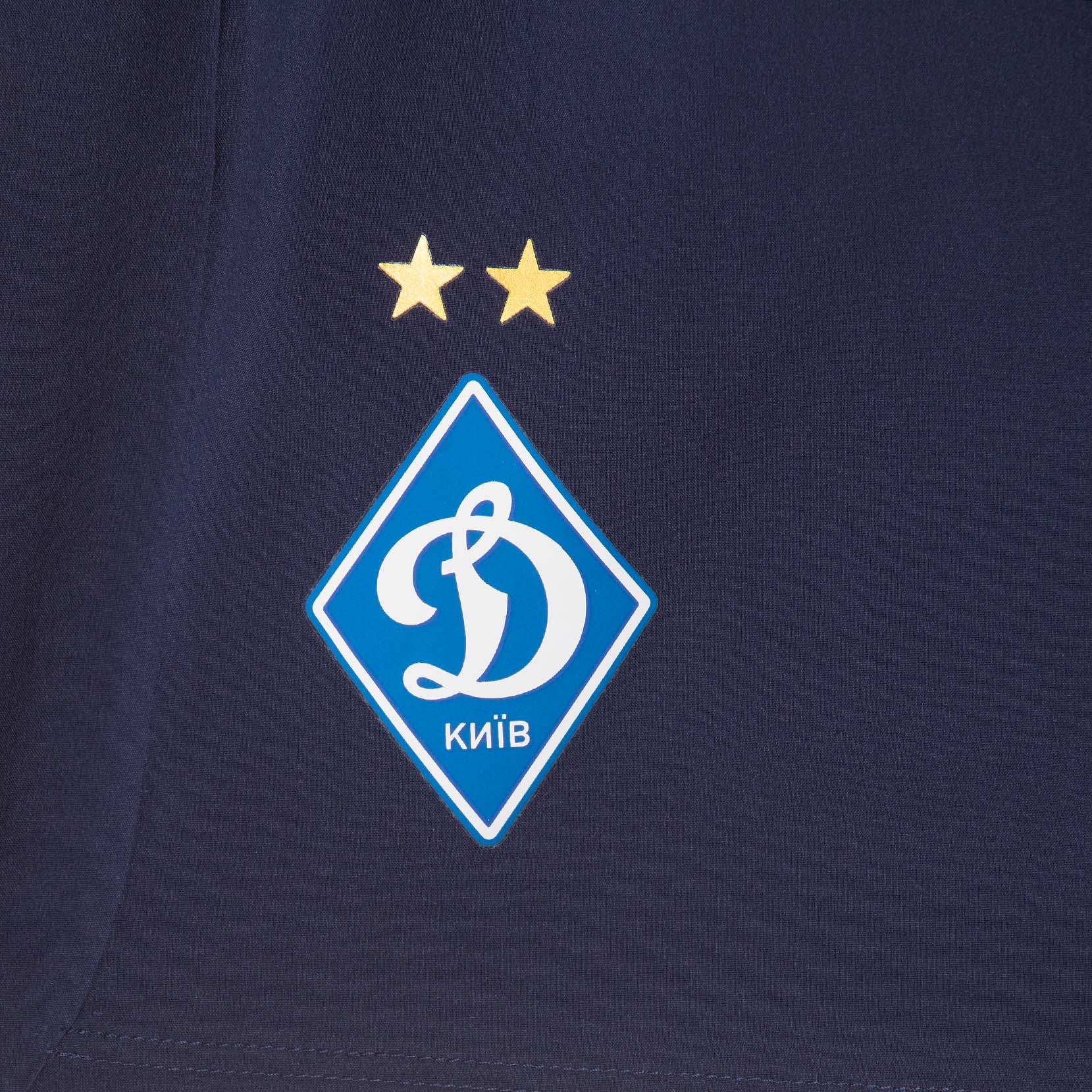 Шорти тренувальні ФК «Динамо» Київ Woven  для дітей JS931518NV | New Balance
