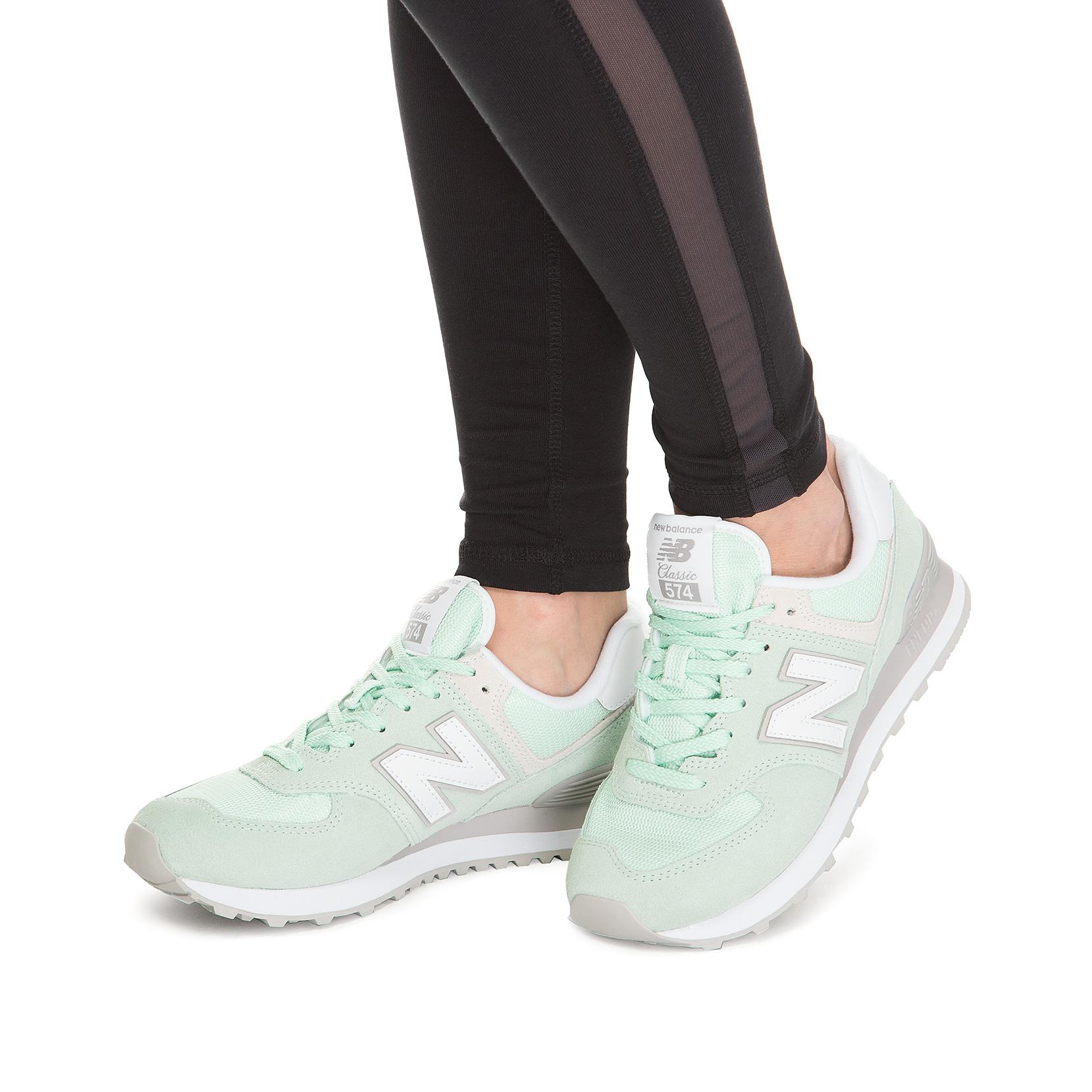 Жіноче взуття повсякденне New Balance 574 WL574ESM | New Balance