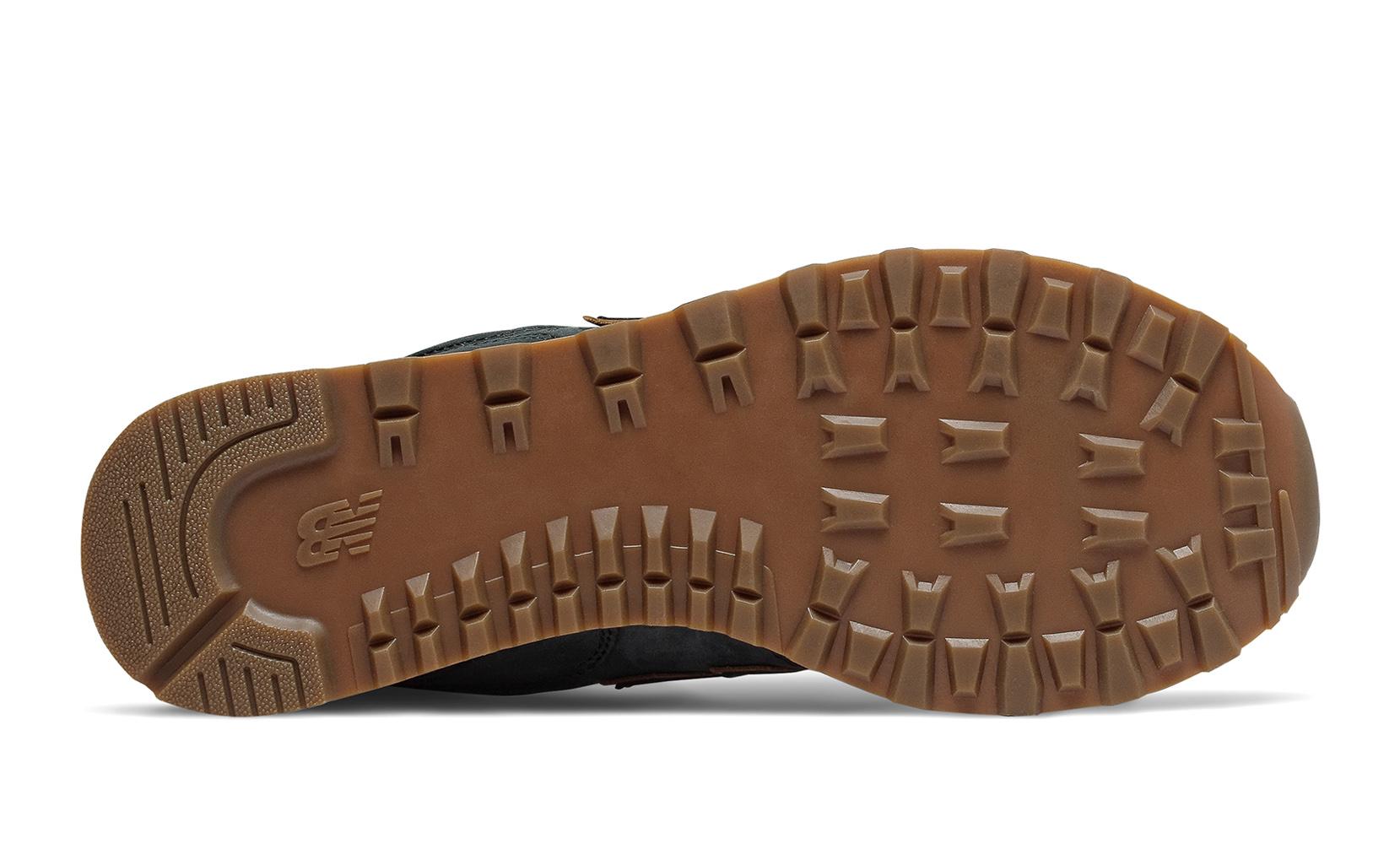 Чоловіче взуття повсякденне New Balance 574 Nubuck ML574NBI | New Balance