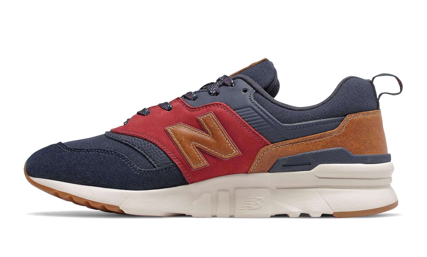 Чоловіче взуття повсякденне New Balance 997Н CM997HDT | New Balance