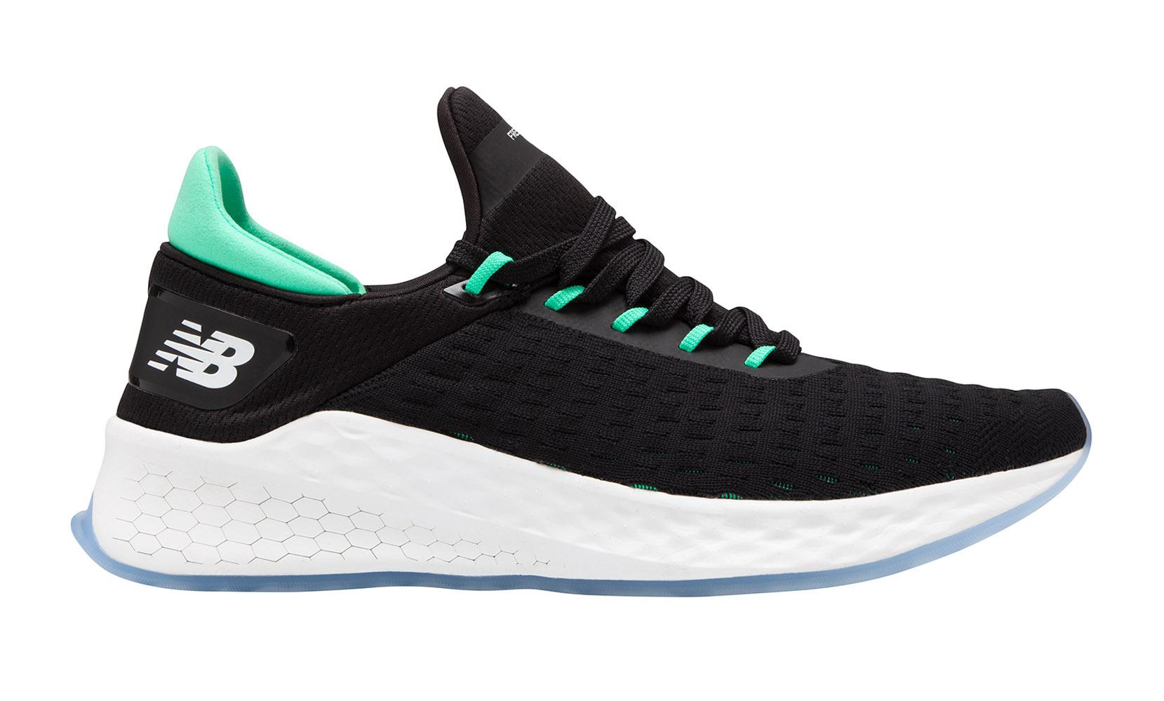 Чоловіче взуття для бігу New Balance Fresh Foam Lazr HypoKnit MLZHKLB2 | New Balance