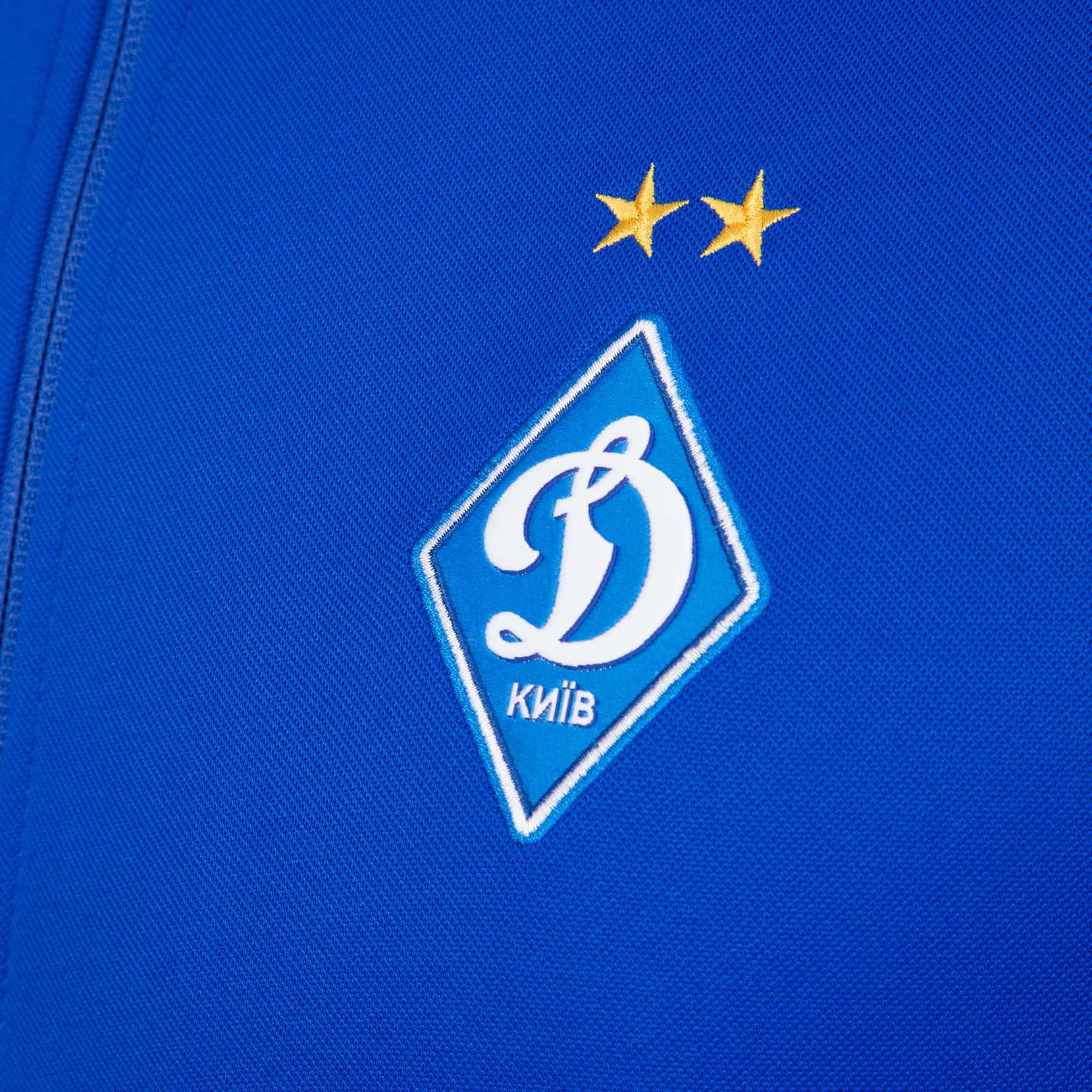 Куртка спортивна ФК «Динамо» Київ knit синя для чоловіків EMJ8024TRY   New Balance