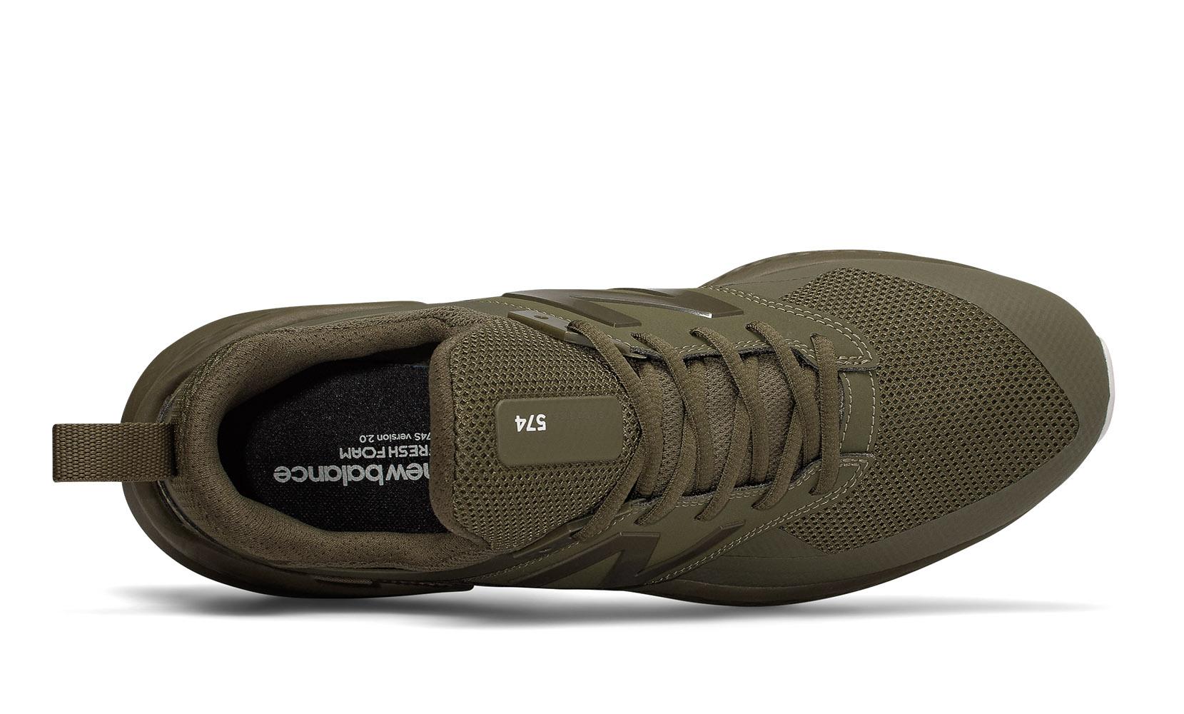 Чоловіче взуття повсякденне New Balance 574S  MS574KTD | New Balance
