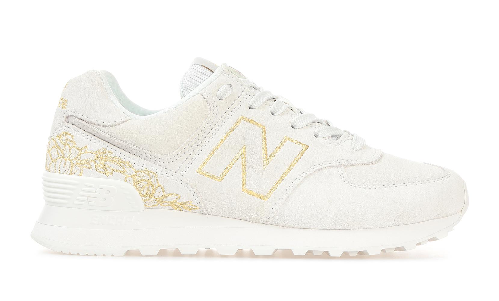 Жіноче взуття повсякденне New Balance 574 Floral WL574NGA | New Balance