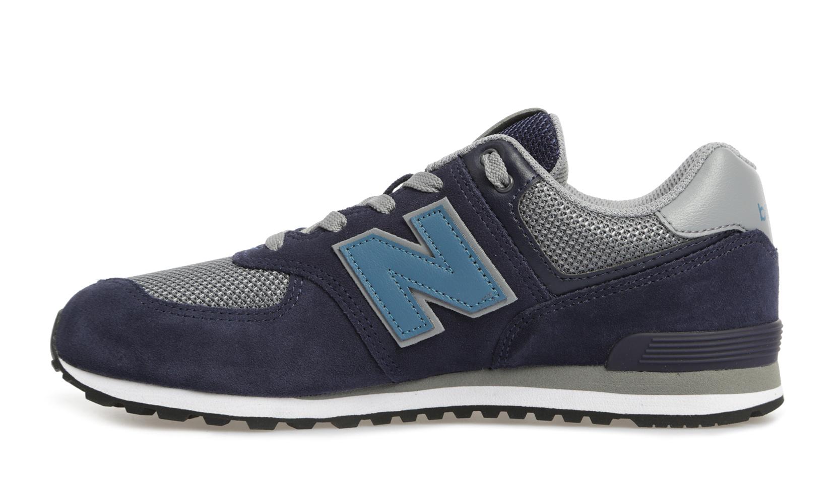 Дитяче взуття для підлітків New Balance 574 GC574FND | New Balance