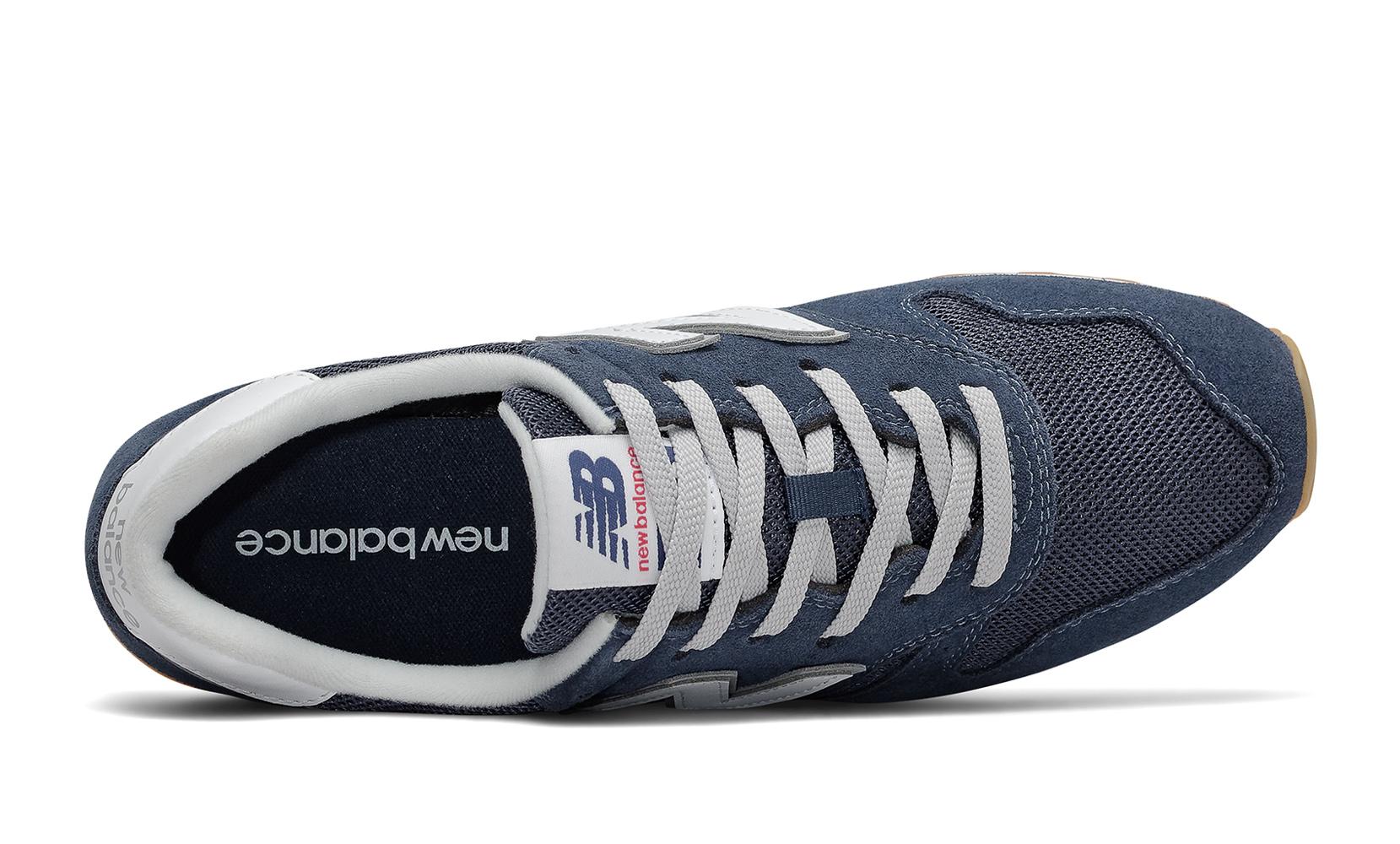 Чоловіче взуття повсякденне New Balance 373 ML373DB2 | New Balance