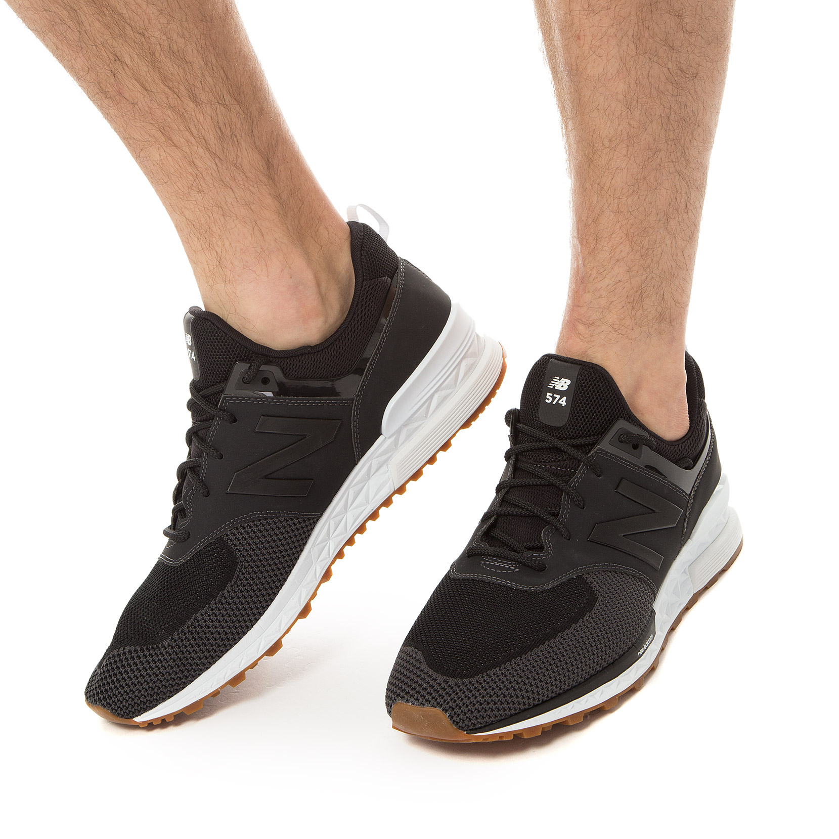 Чоловіче взуття повсякденне New Balance 574 Sport MS574EMK | New Balance