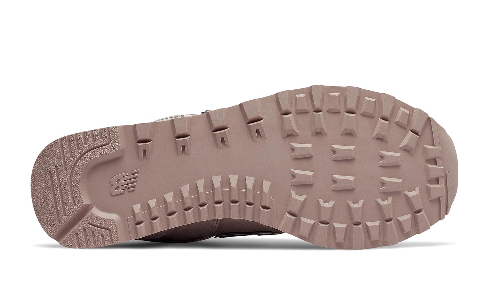 Жіноче взуття повсякденне 574 Nubuck WL574NBM | New Balance