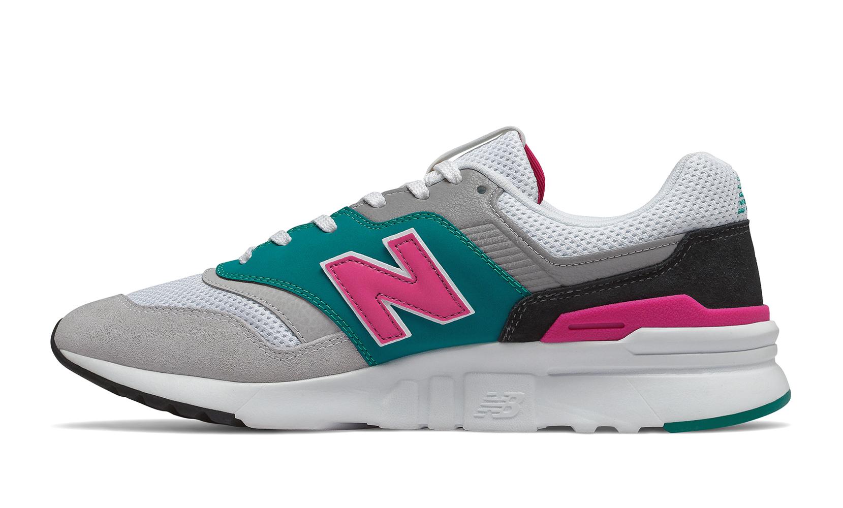 Чоловіче взуття повсякденне New Balance 997Н CM997HZH | New Balance