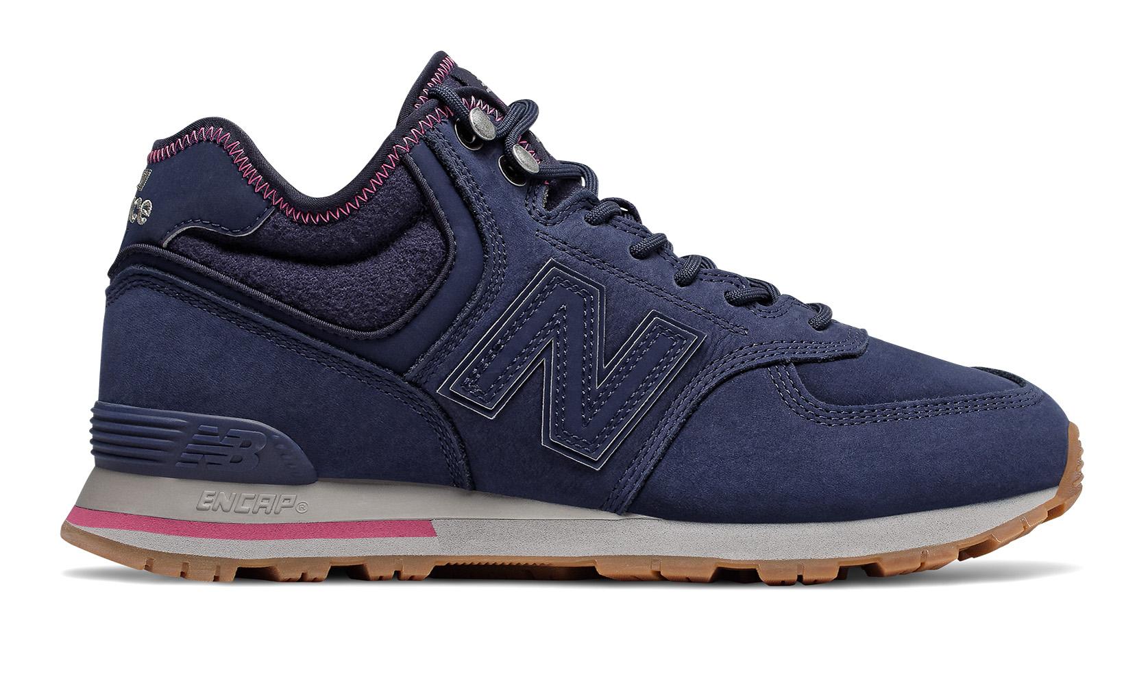 Чоловіче взуття повсякденне New Balance 574 Mid MH574RDE | New Balance
