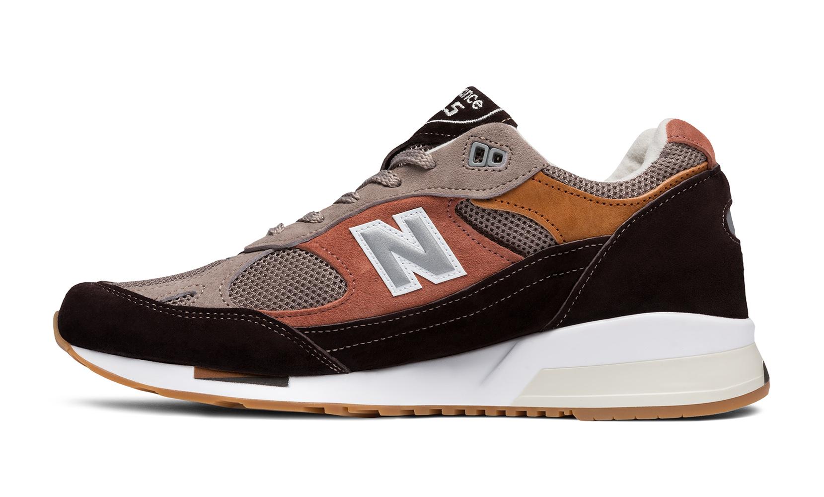 Чоловіче взуття повсякденне New Balance 991 M9915FT | New Balance