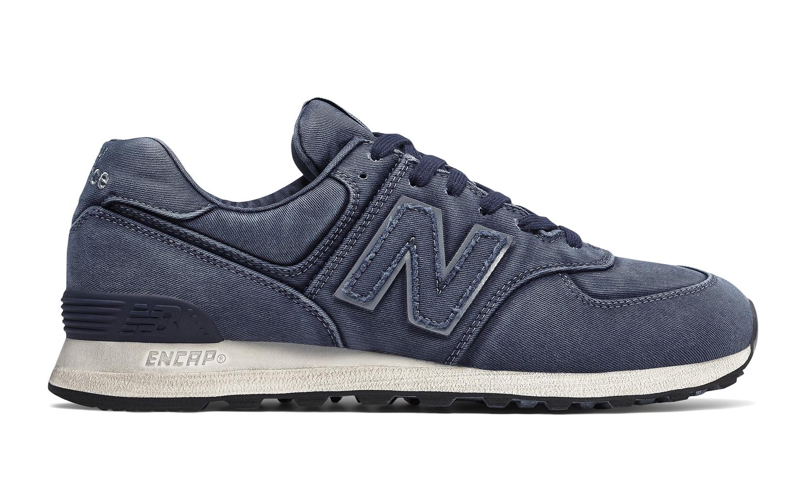 Чоловіче взуття повсякденне New Balance 574 ML574WSA | New Balance