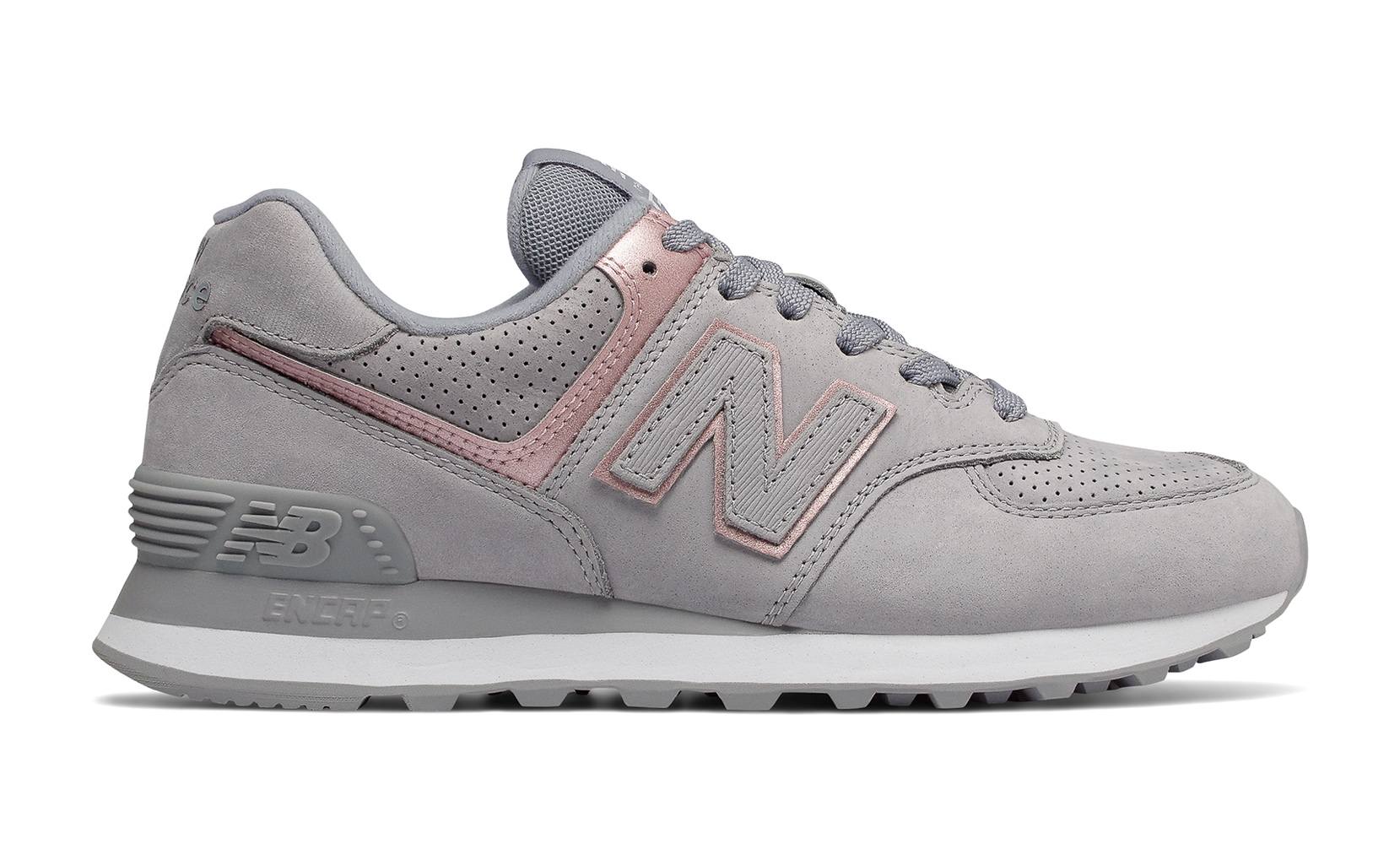 Жіноче взуття повсякденне 574 Nubuck WL574NBN | New Balance
