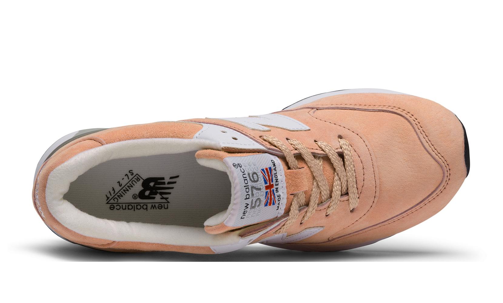 Жіноче взуття повсякденне  New Balance 576  Made in UK W576LO | New Balance