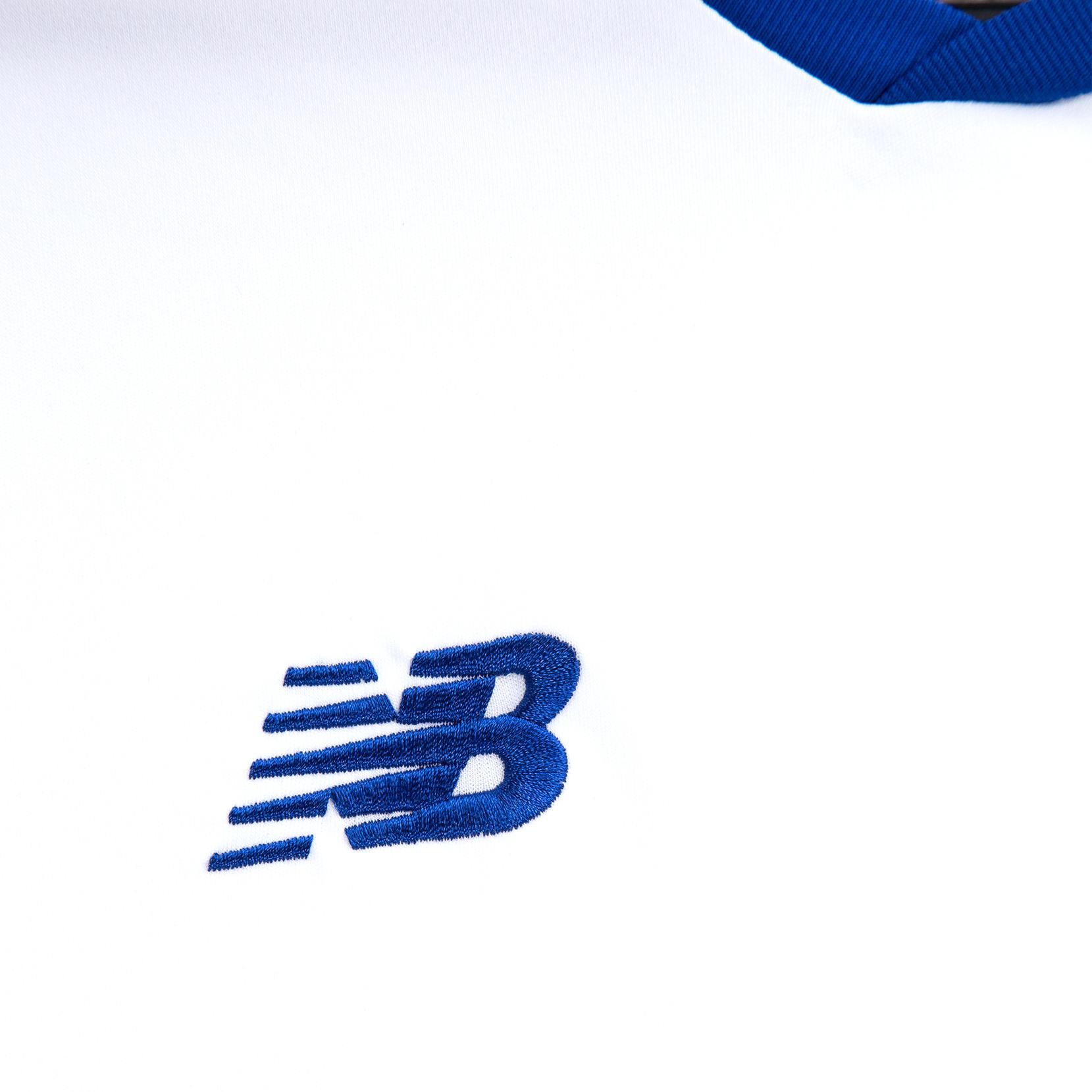 Футболка ігрова юнацька ФК «Динамо» Київ Home для дітей EJT8004WT | New Balance
