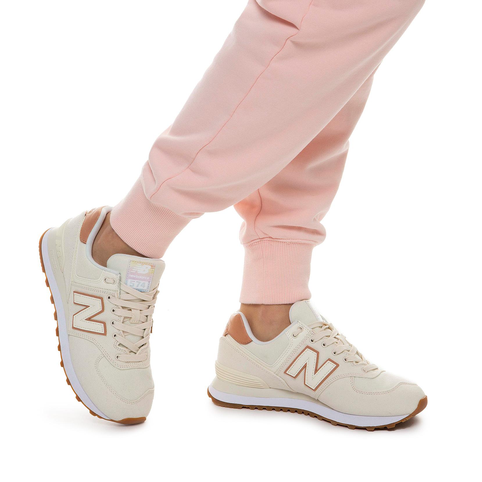 Жіноче взуття повсякденне New Balance 574  WL574SCB   New Balance