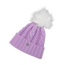 Шапка Lux Knit Pom Beanie