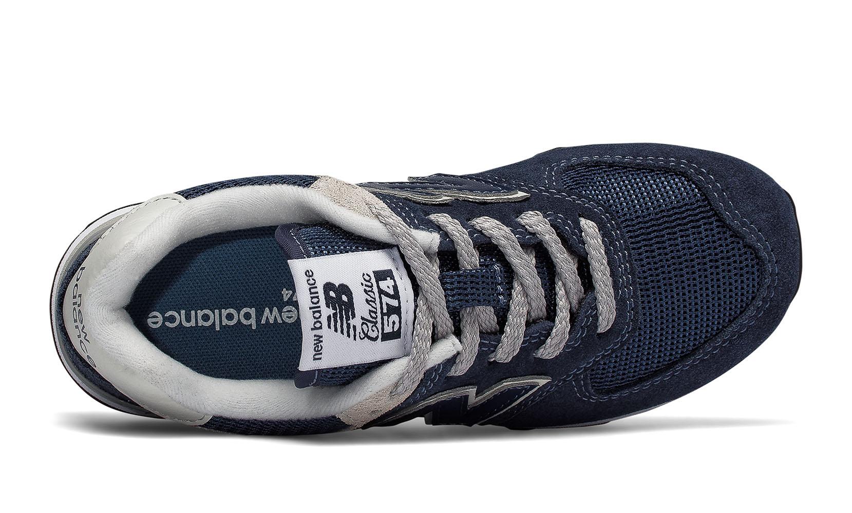 Дитяче взуття для підлітків New Balance 574 GC574GV | New Balance
