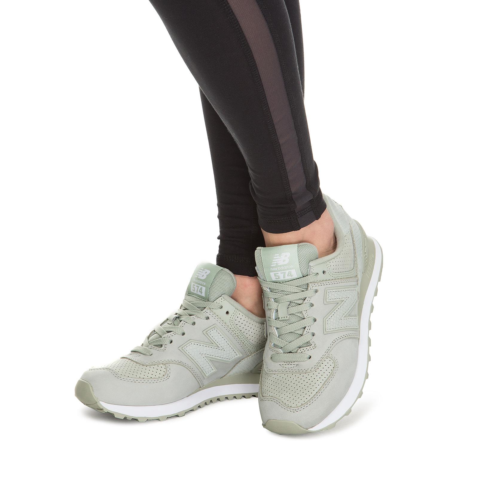 Жіноче взуття повсякденне New Balance 574 Serpent Luxe WL574URV | New Balance