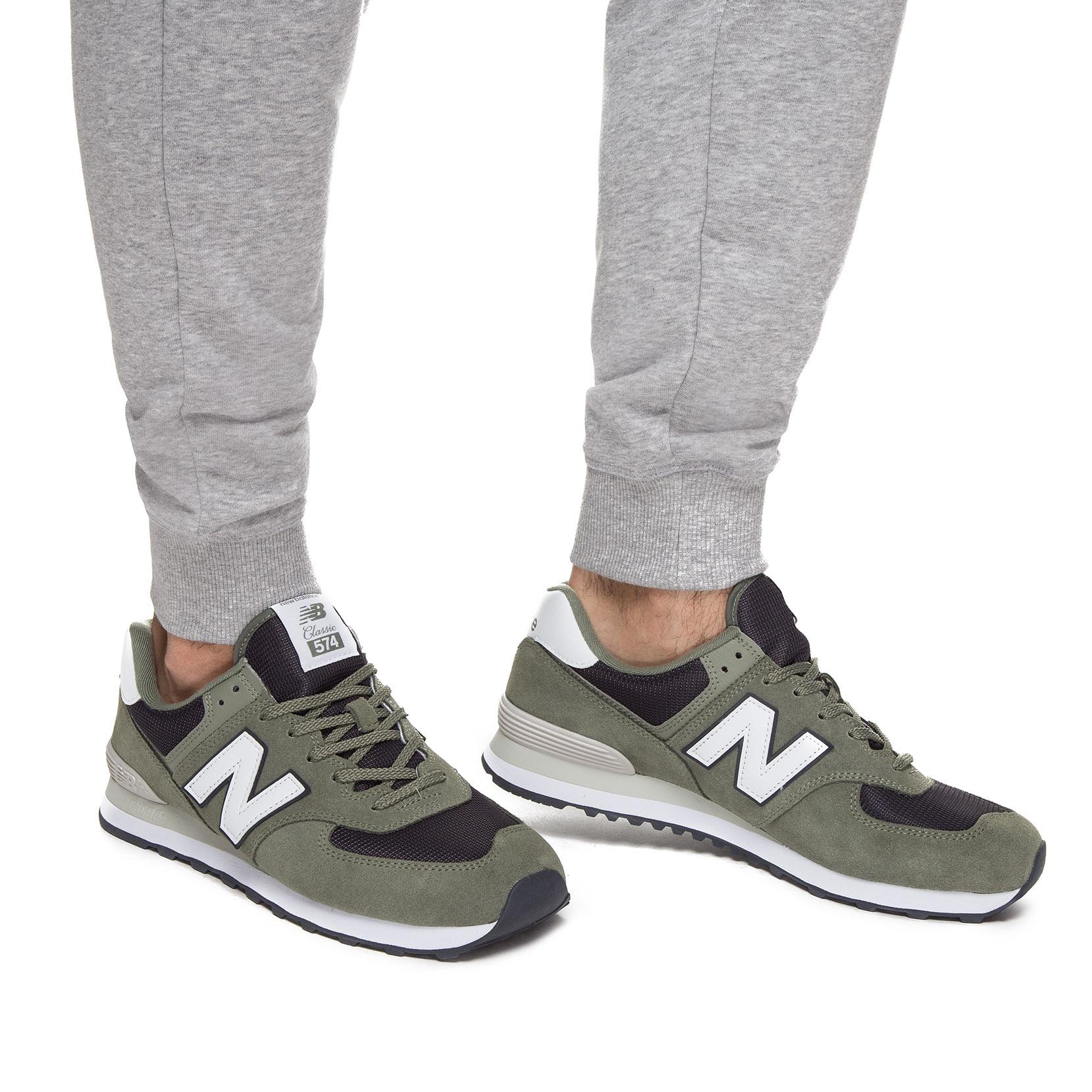 Чоловіче взуття повсякденне New Balance 574 ML574ESP | New Balance