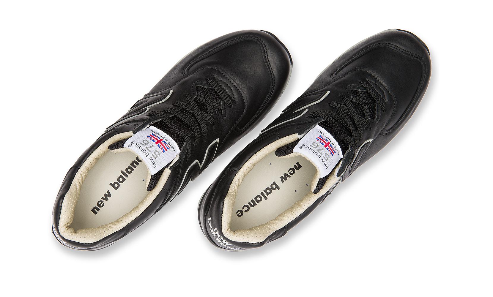 Чоловіче взуття повсякденне New Balance 576  Made in UK M576CKK | New Balance