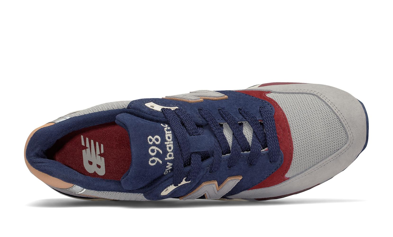 Чоловіче взуття повсякденне New Balance 998 M998CSU | New Balance