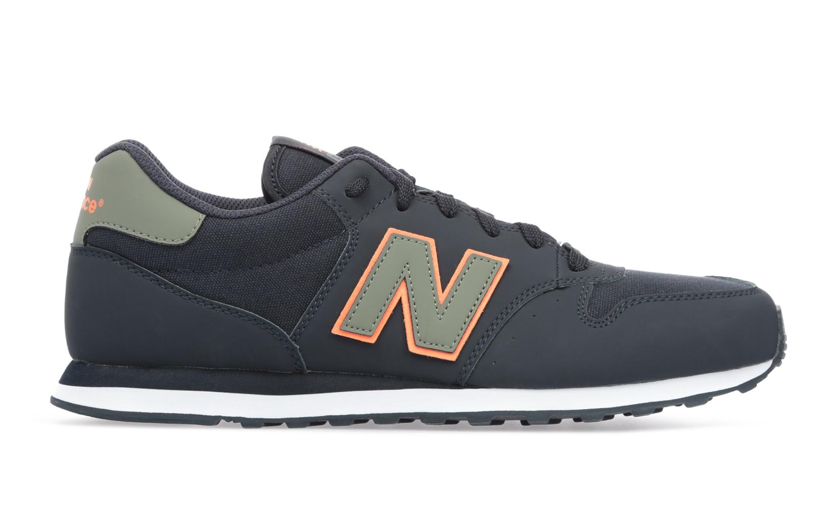 Чоловіче взуття повсякденне New Balance 500 GM500COM | New Balance