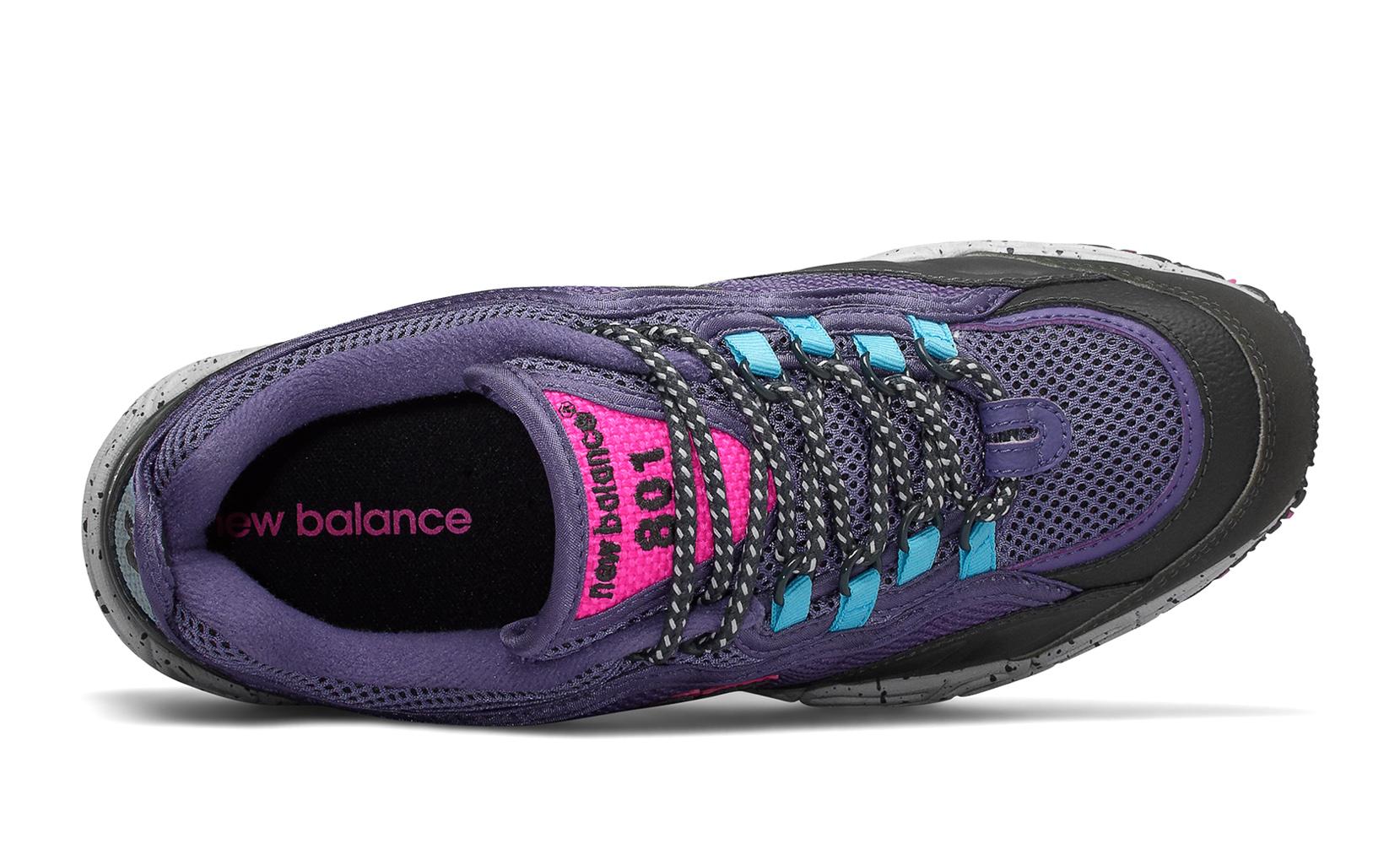 Чоловіче взуття повсякденне New Balance 801 ML801GLD | New Balance