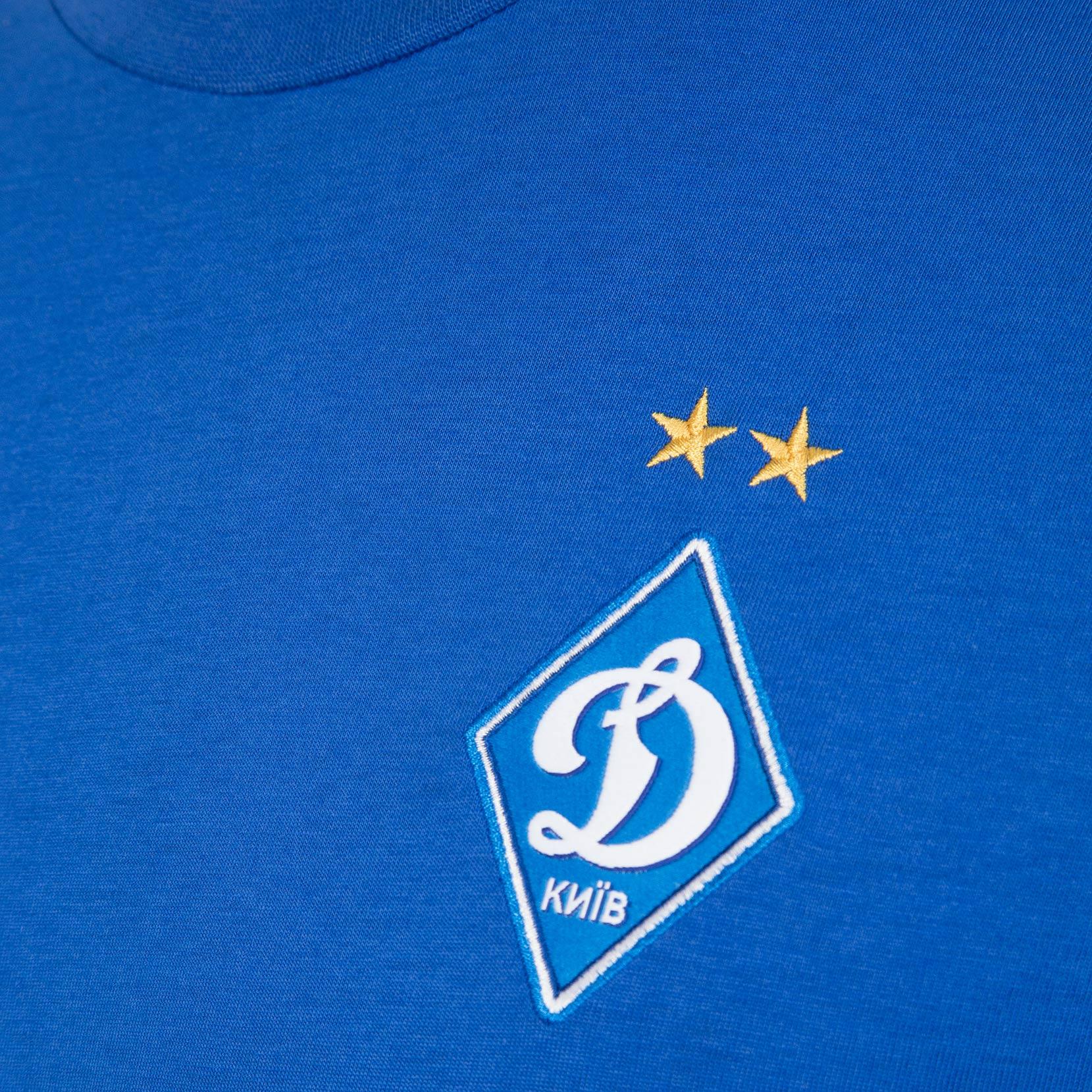 Футболка бавовняна ФК «Динамо» Київ для чоловіків EMT8026TRY | New Balance