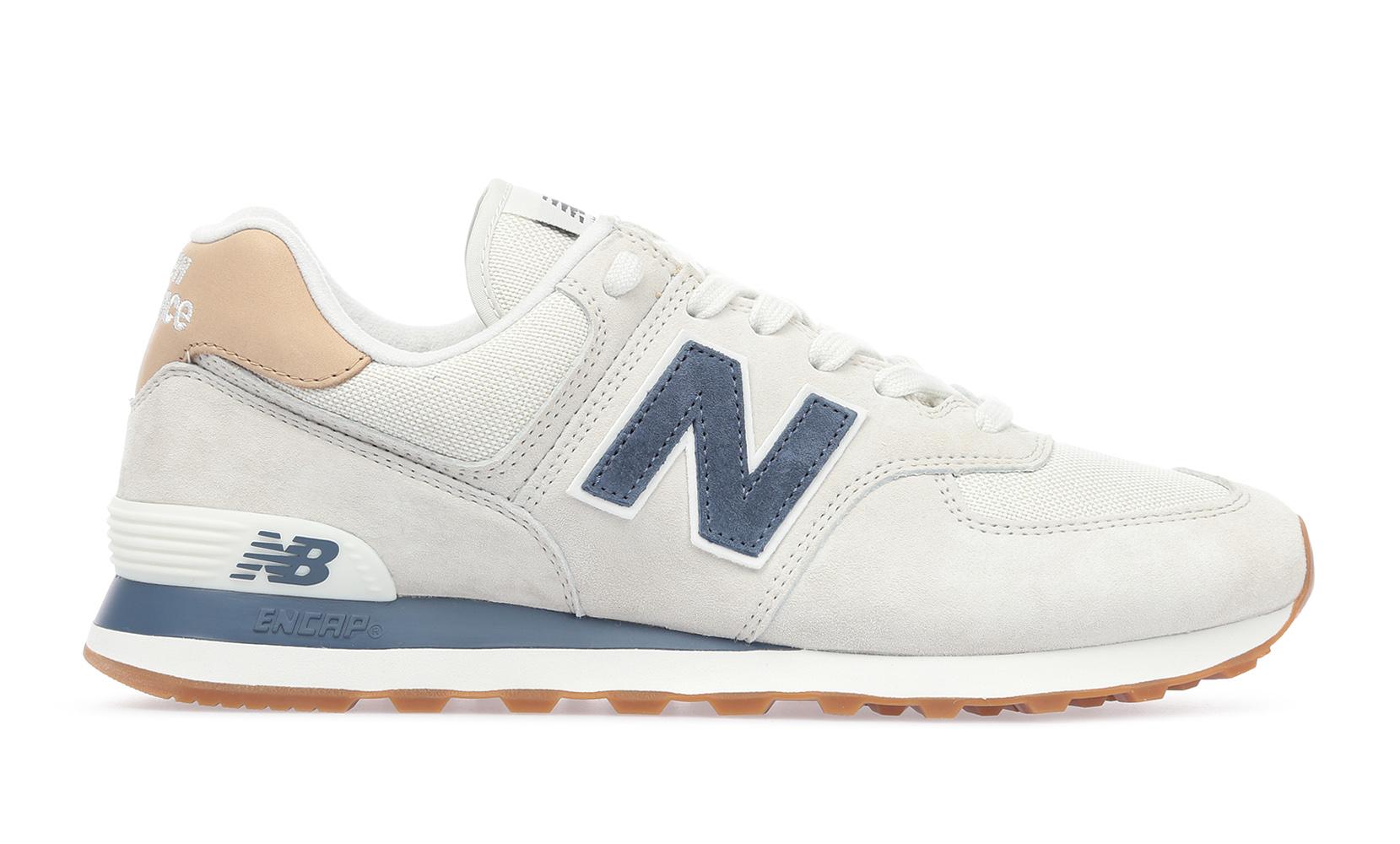 Чоловіче взуття повсякденне New Balance 574 ML574LGI  e2594355bb668