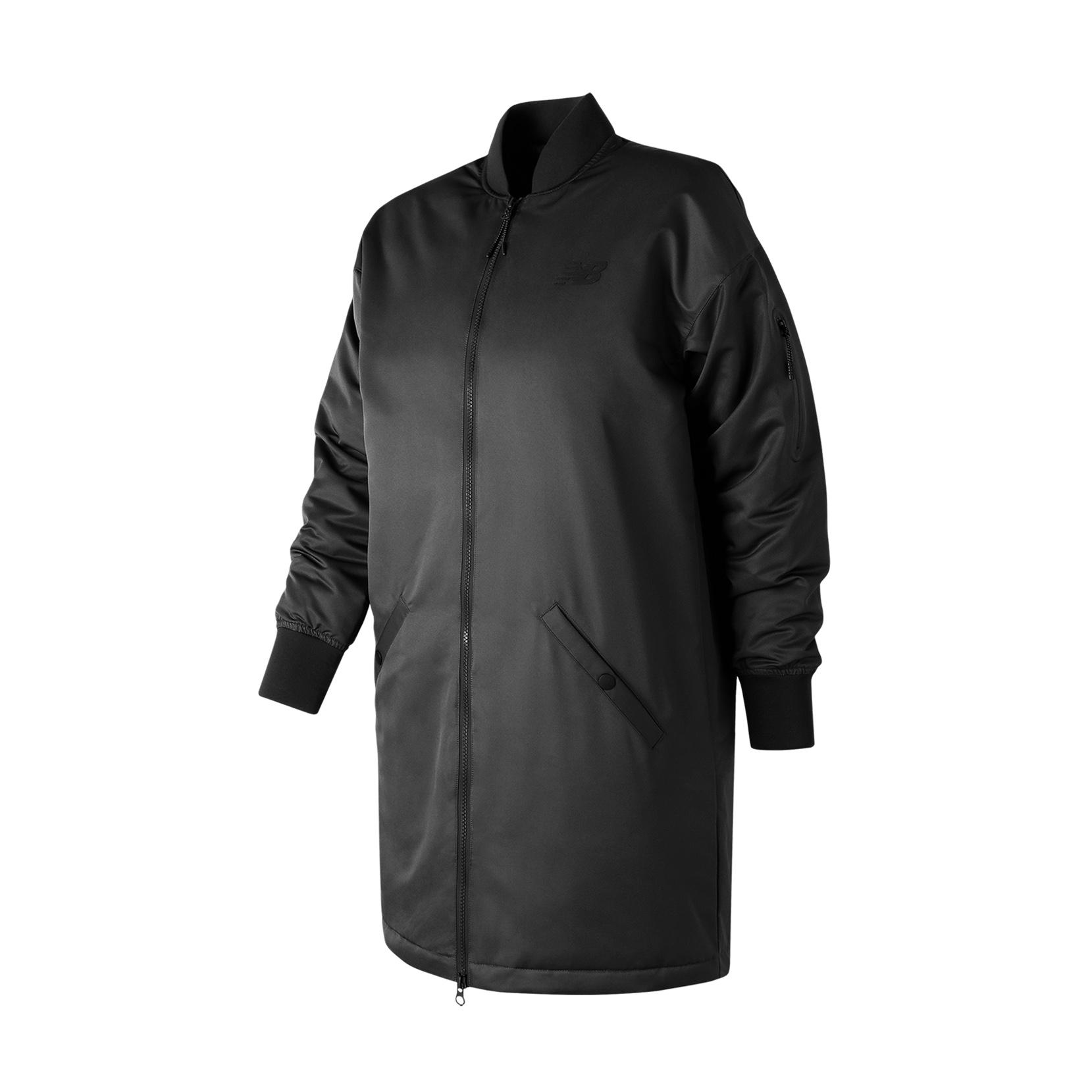 Куртка 247 Luxe MA1 Flight для жінок WJ73543BK | New Balance