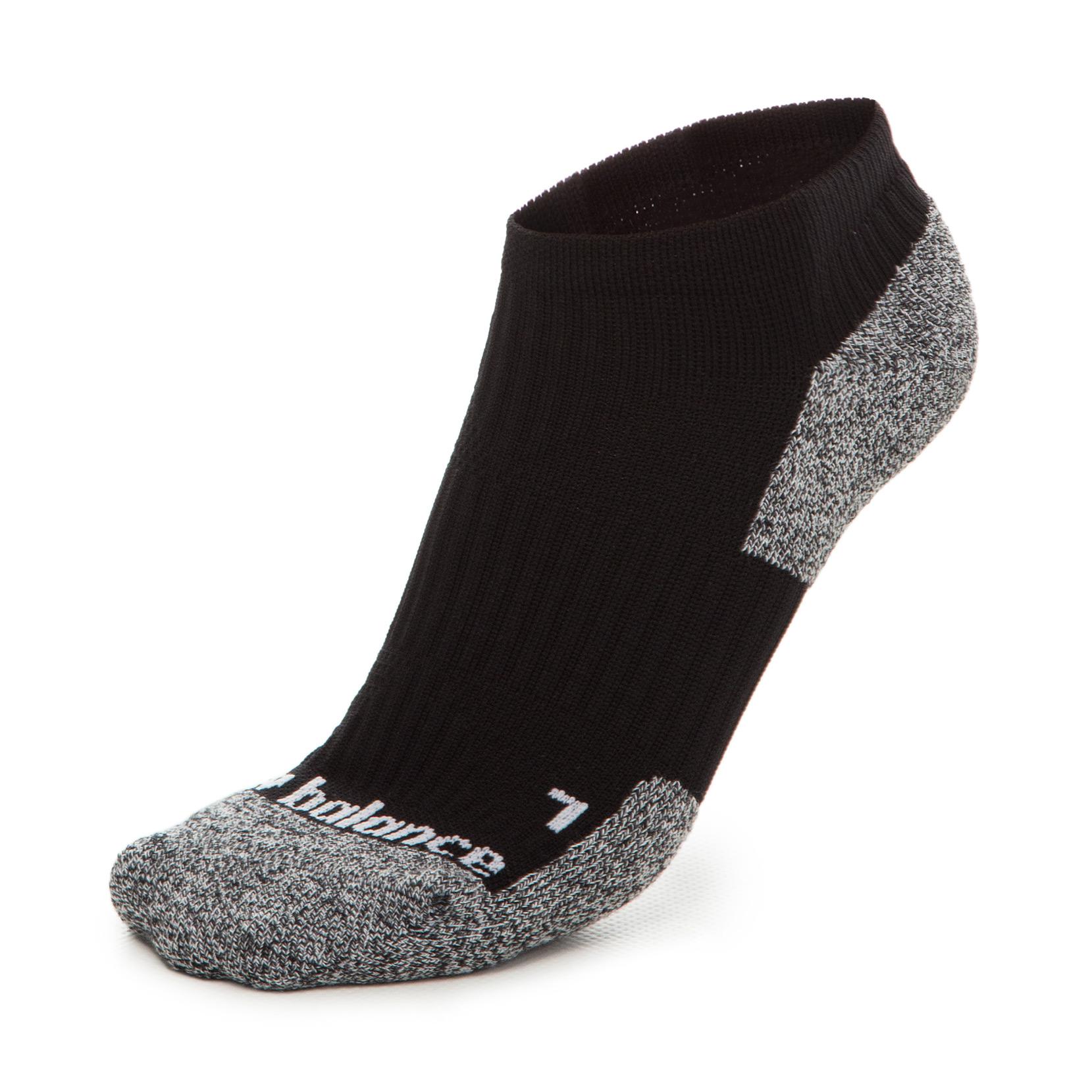 Шкарпетки No Show  N543-1EU_BLK | New Balance