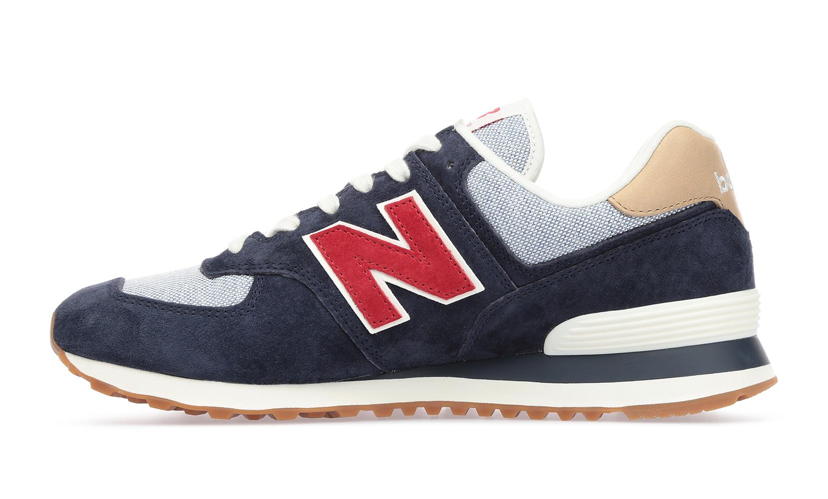 Чоловіче взуття повсякденне New Balance 574 ML574PTR | New Balance